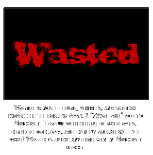Wasted brings the guns, vehicles, and sanbox carnage of the popular Arma 2 Wasteland mod to Minecraft.  Team up with others to build bases, complete objectives, and event fly around with jet packs!  Wasted is unlike anyhting seen in Minecraft before.